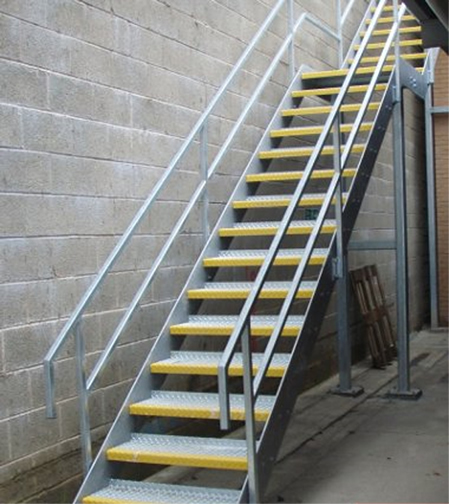 D&D Engineering Example Staircase.